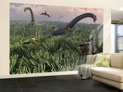 Diplodocus Dinosaurs of the Sauropod Family Pinterest Family