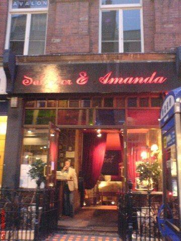 Salvador Amanda Great Newport Street Leicester Square London Madrid Nightlife London Restaurants London