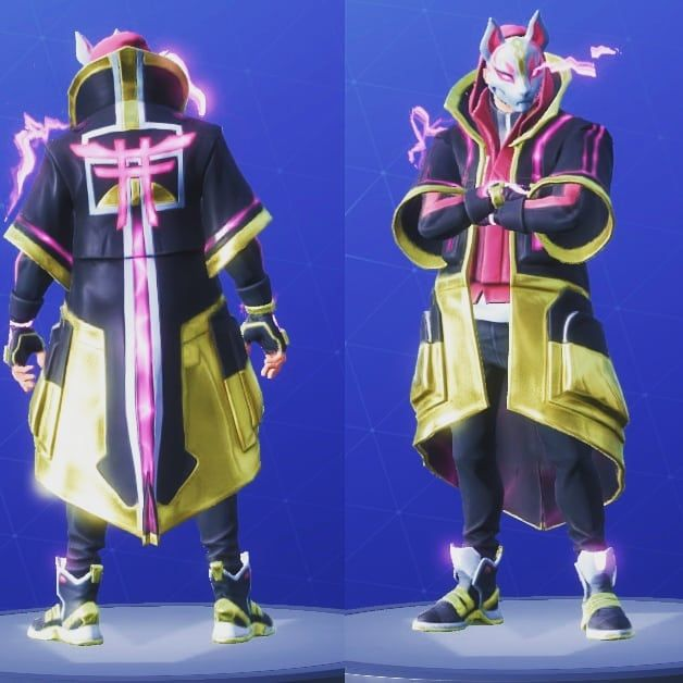 The Max Level Drift Skin In Fortnite Looks So Dope Might Even Be