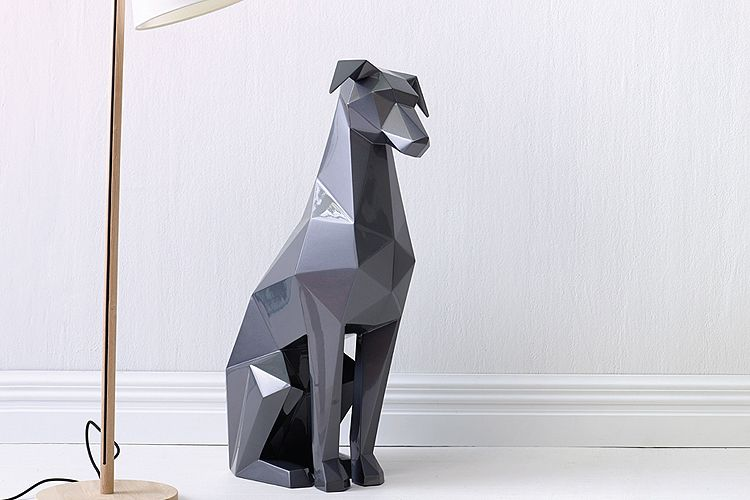 Dog / Ben Foster Sculpture / New Zealand Fine Art Sculpture