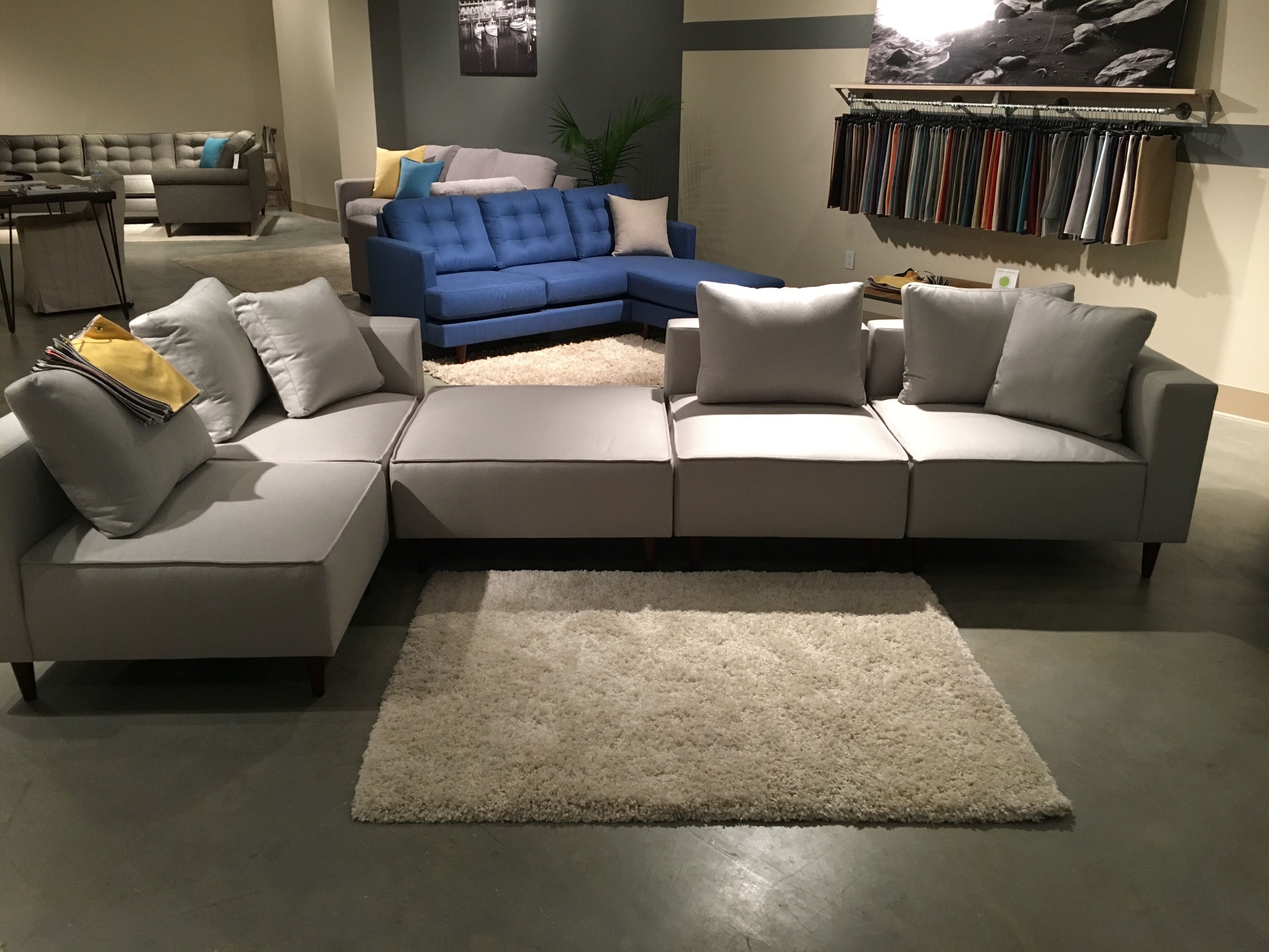 Huntington Industries Cove Modular Sectional