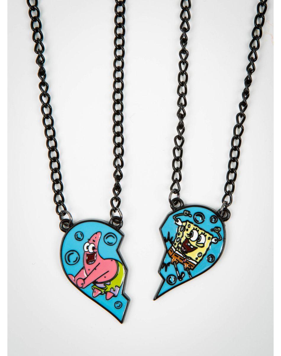 SpongeBob Squarepants Pen Dog Tag Chain Necklace Buy 1 Get 3 Free FREE SHIP!