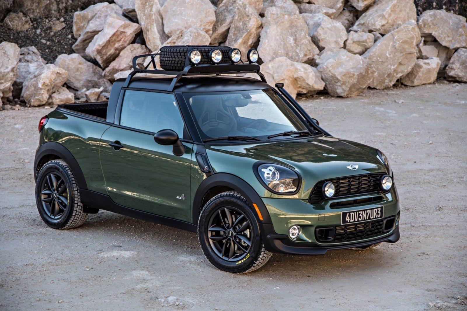 Tiny Truck 25 Beste Ideean Over Mini Paceman Op Pinterest Mini Coopers En