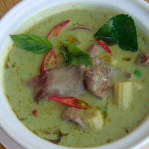 Thai vegetarian green curry recipe continental food pinterest thai vegetarian green curry recipe forumfinder Image collections
