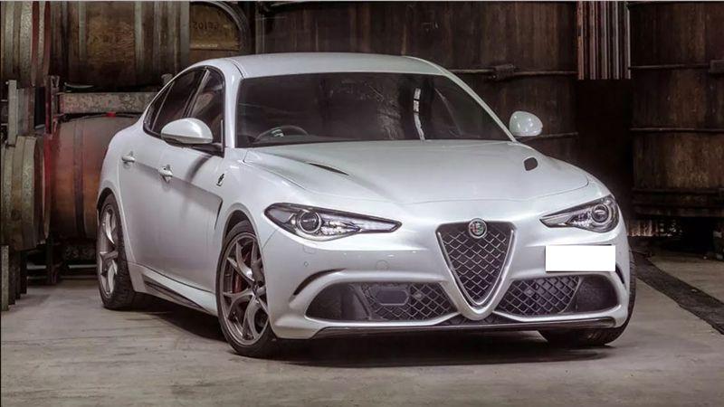 Alfa Romeo Giulia Quadrifoglio 2017 Price Specifications