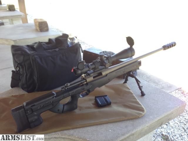 ARMSLIST - For Sale: Accuracy International Chassis System (AICS