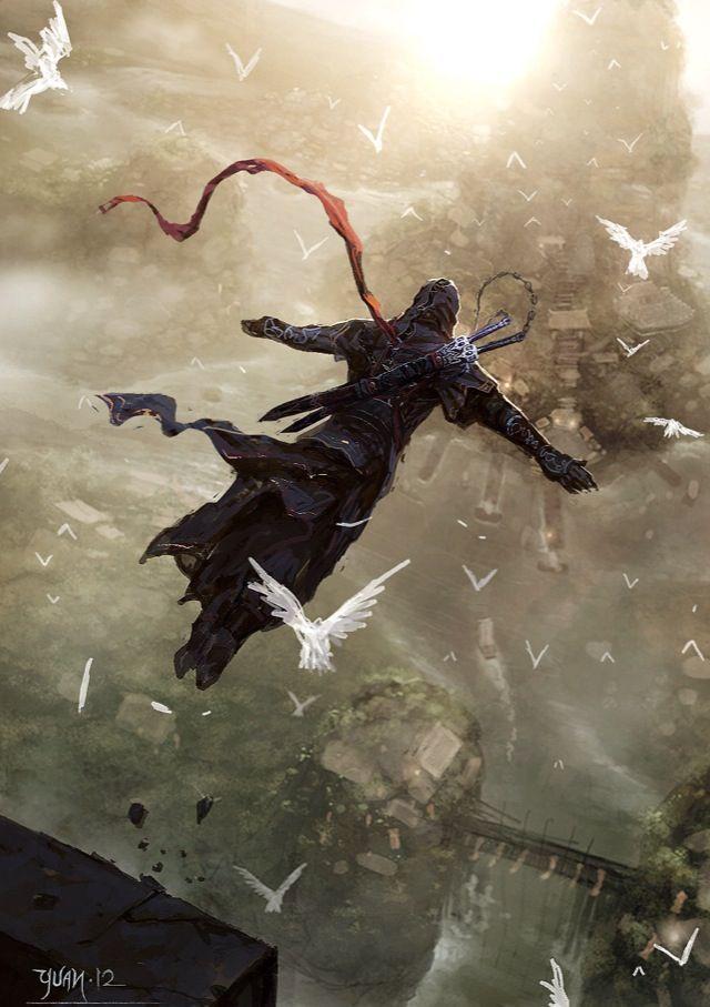 Assassins Creed 3 Wallpaper Iphone Salto De Fe Assassin S