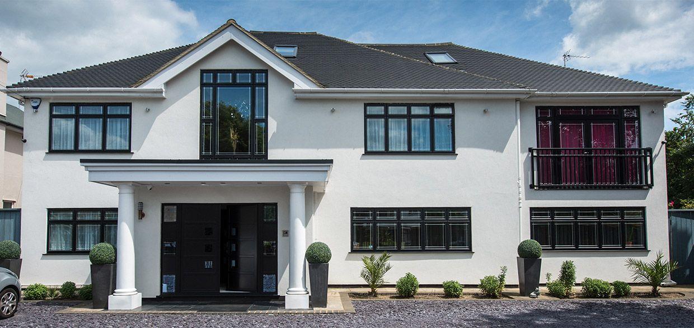 Silicone Tc 15 Surrey K Rend Dg External House Ideas