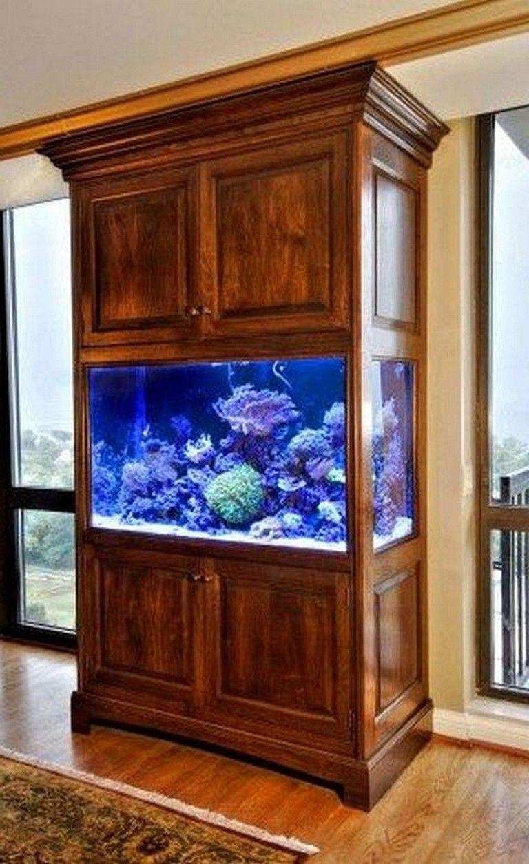 Home Aquarium Design Ideas: 21+ Stunning Indoor Aquarium Design Ideas For Inspiring