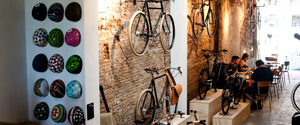 Lola Bikes & Coffee - The Hague - Netherlands