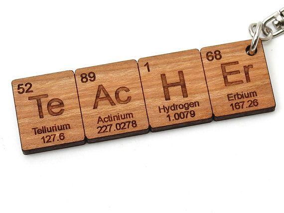 Teacher periodic table keychain great science teacher gift periodic table keychain great science teacher gift urtaz Gallery
