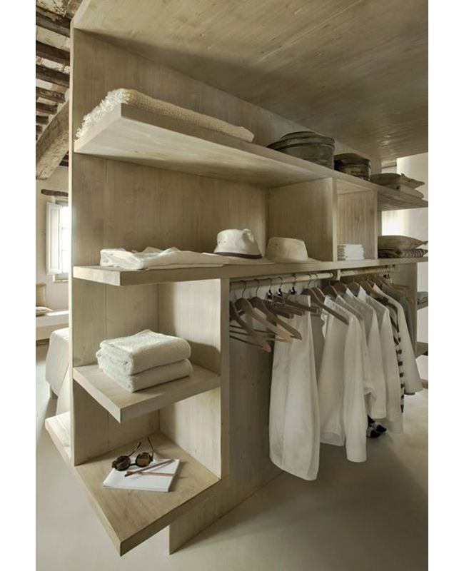 Delightful 10 Organized Closets From Pinterest We Covet