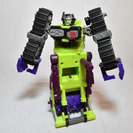 Scavenger with Rollbar Armada Transformers 2002 Max cons
