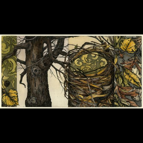 Printmaker Julie Sutter Blair Is Heading For DMAF20 Her Hand Colored Etchings Are Inspired By The Natural World Were Excited To Have You