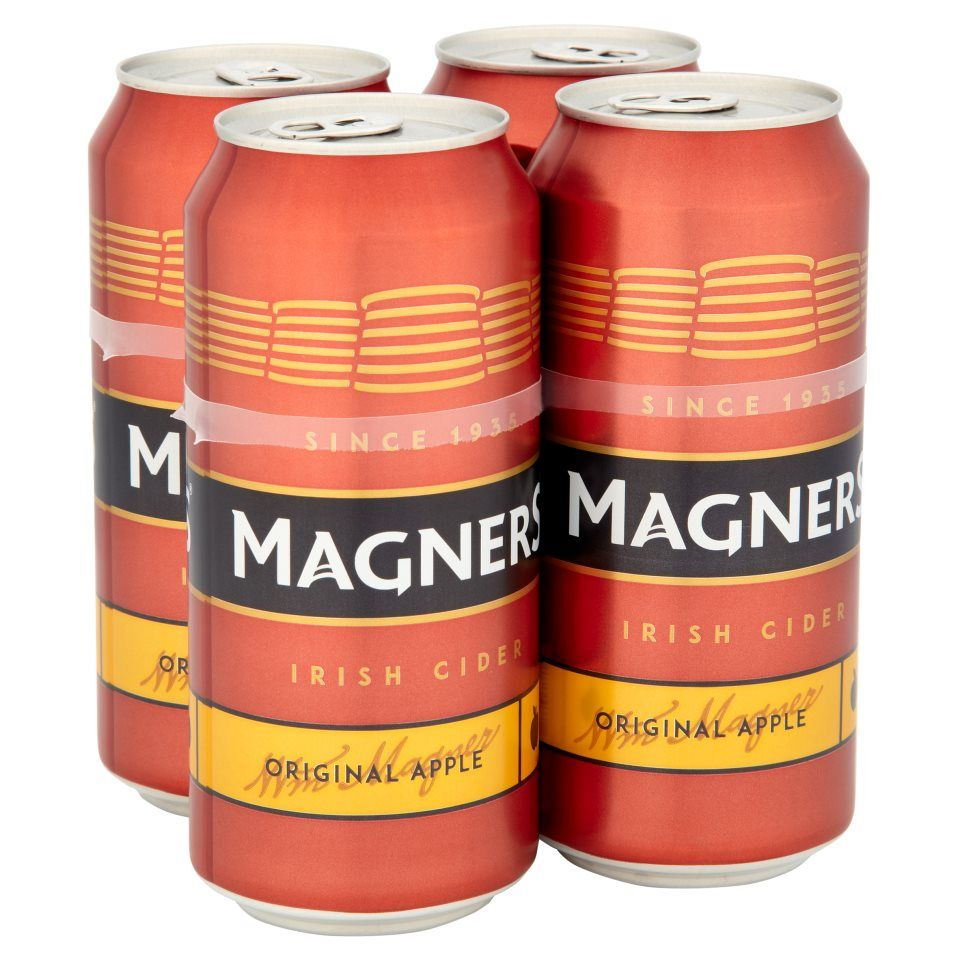 Magners Irish Cider | Beers & drinks | Pinterest