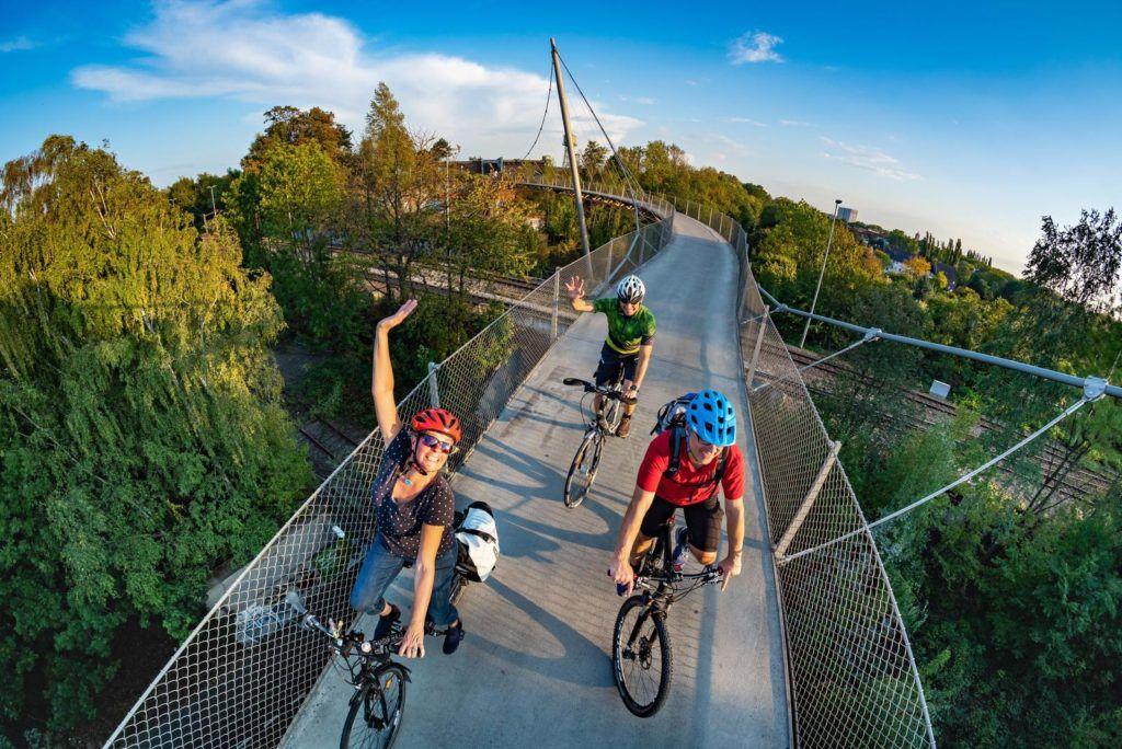 Schöne Fahrradtouren Nrw