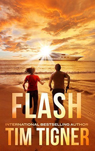 book cover of Flash | Books To Read | Thriller books, Free kindle