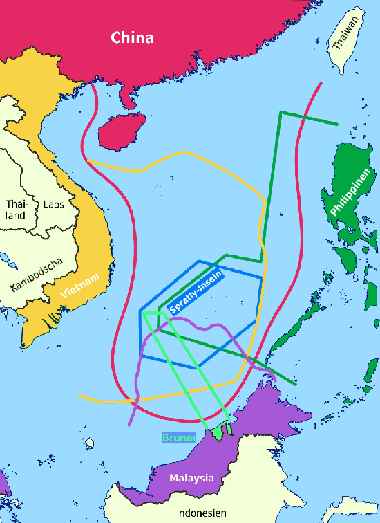China isn't just expanding its military reach into the South China Sea, it's rapidly building completely new islands, and as you'd expect, that's generating plenty of anxiety from the other nations in the neighborhood.