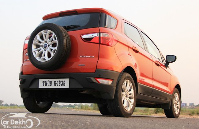 Ford India Repeats History With Ecosport