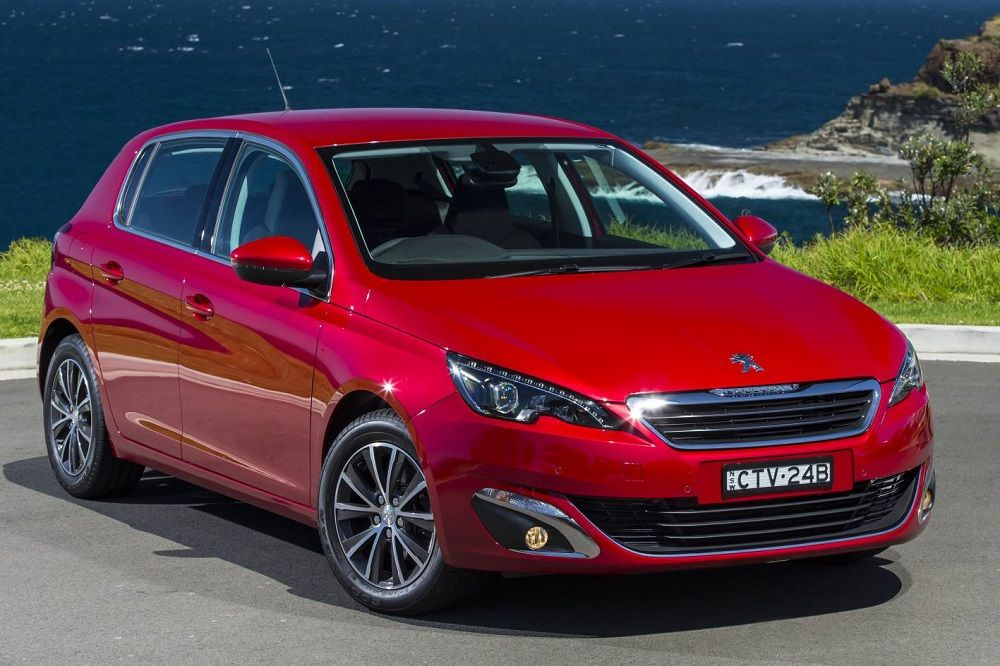 Suspension fault recall for Peugeot 308 Peugeot 308