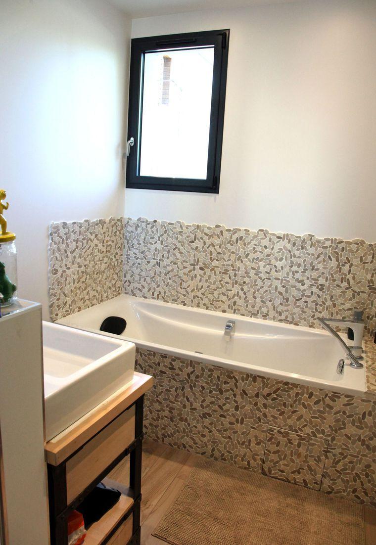Isolation Salle De Bain Polystyrene ~ Petite Salle De Bains Zen Et Moderne De 6m2 Pinterest Petites