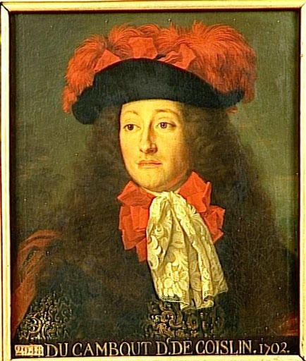 Pierre du Cambout duc de Coislin (1664-1710)
