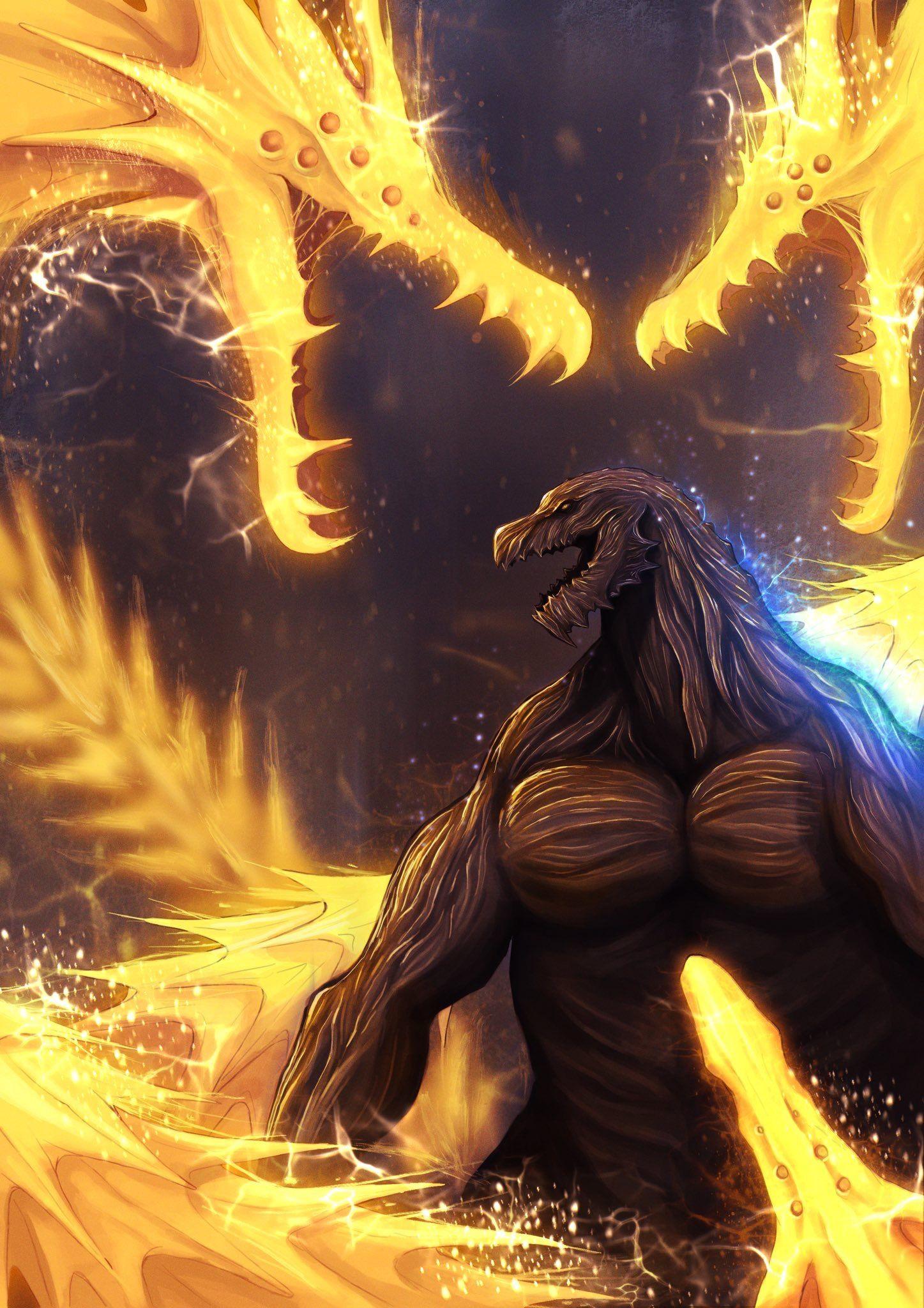 Godzilla vs King Ghidorah Godzilla, Imagenes de godzilla