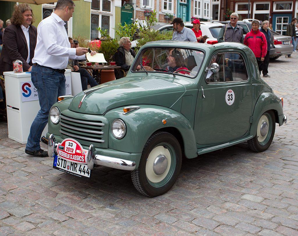 FIAT 500 Topolino (1936 - 1957)