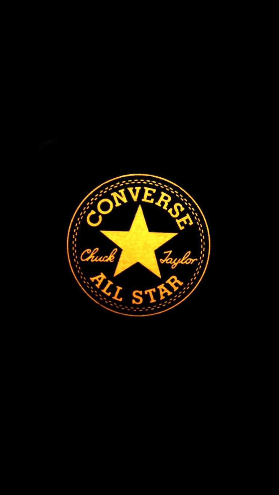 #converse #black  #wallpaper  #iPhone  #android from i.pinimg.com
