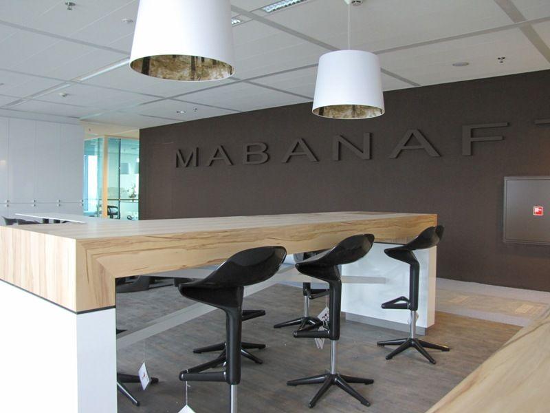 Mabanaft - Kantoorinrichting, projectinrichting en kantoormeubelen ...
