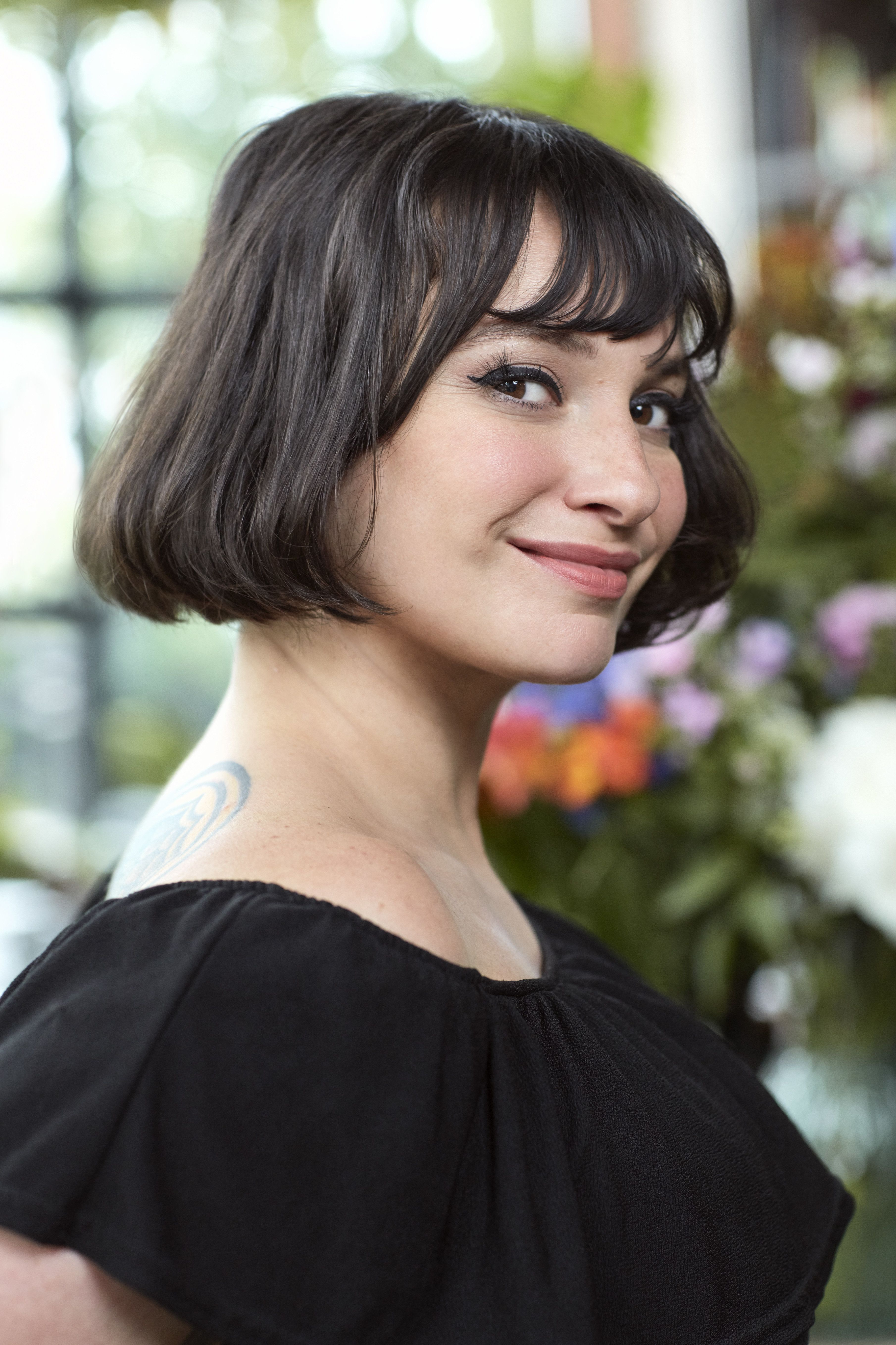 Gizzi Erskine On The Support That