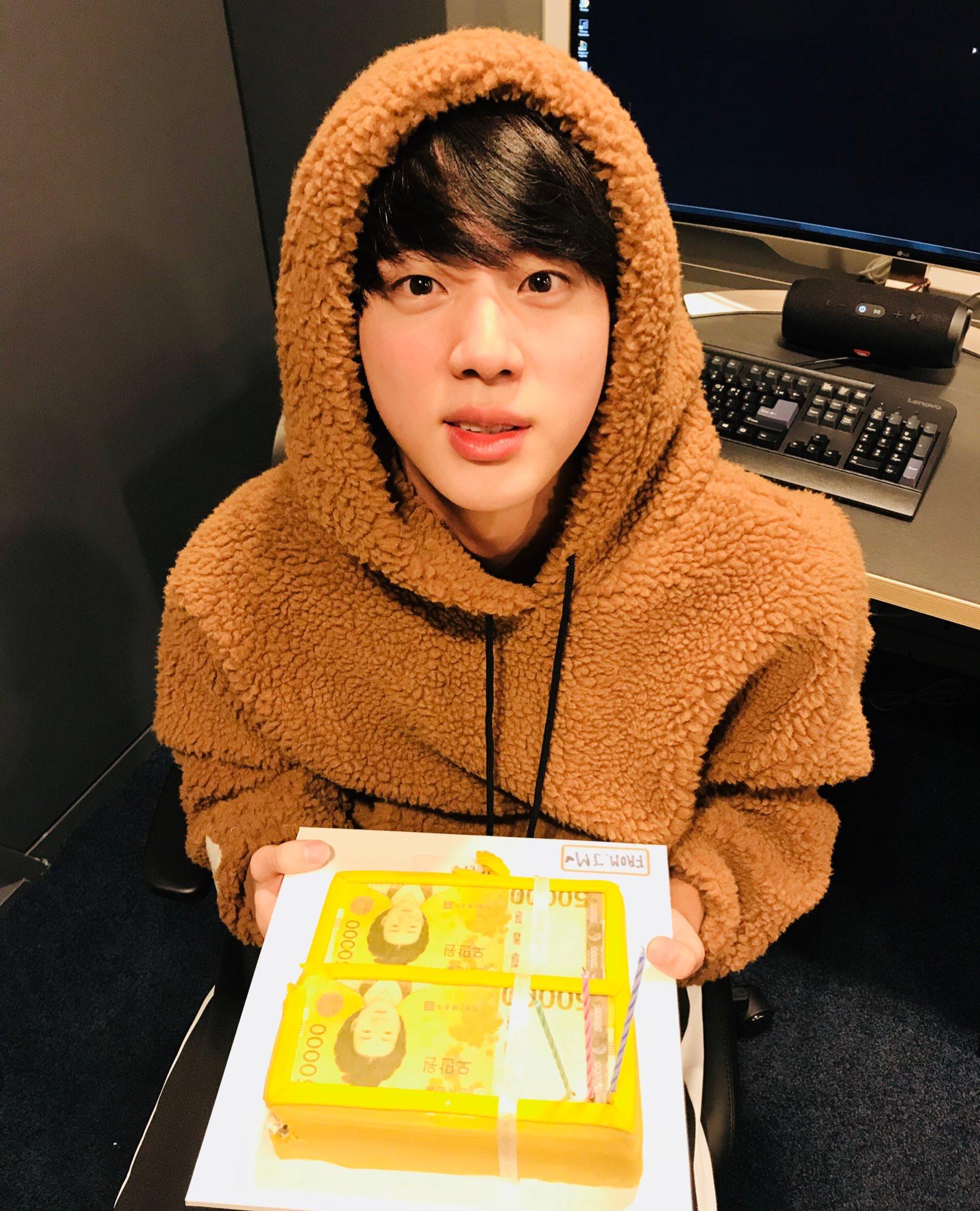happy birthday kim seokjin 17.12.04 bts Jins, 4