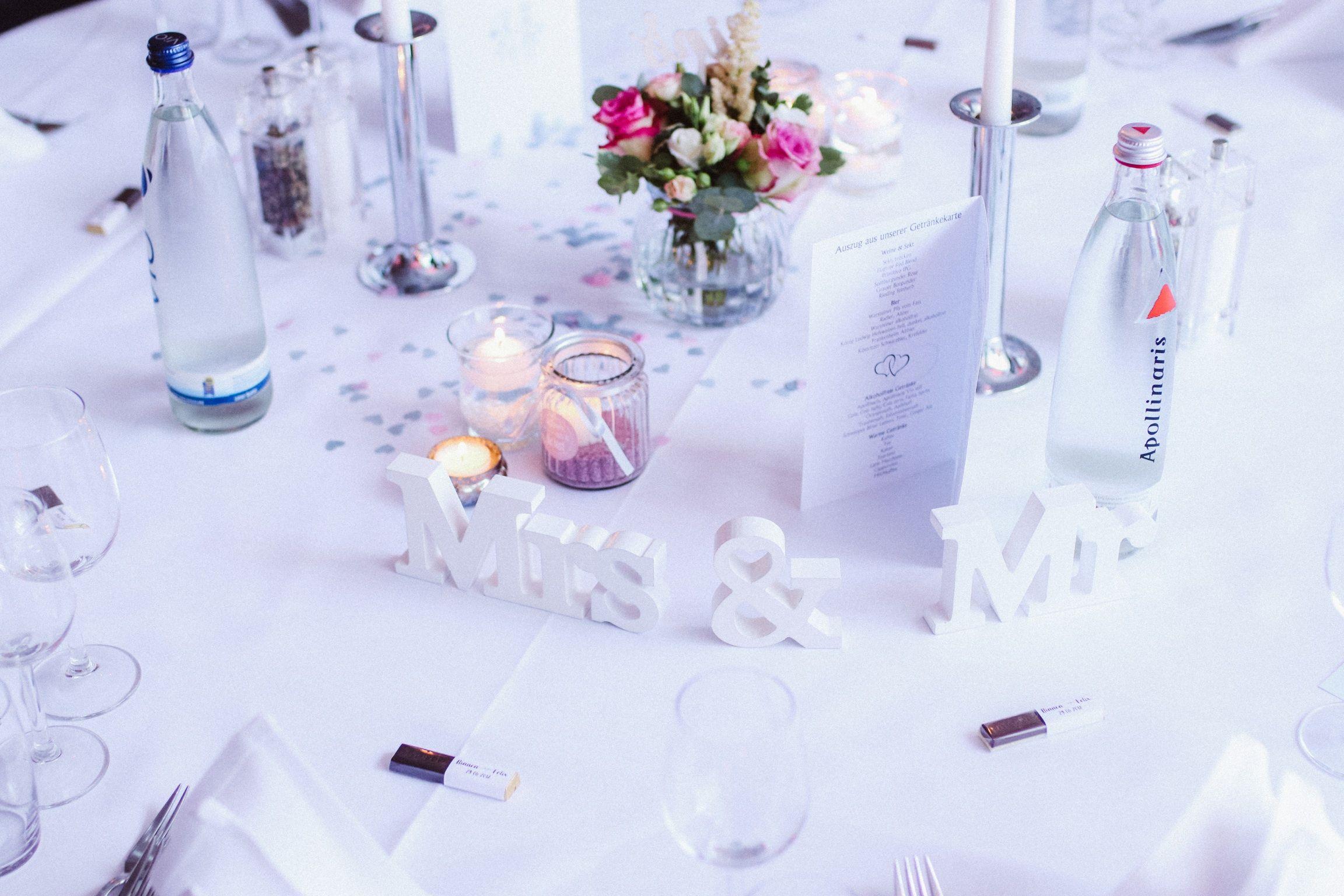 Tischdeko Hochzeit Rosa Grau Weiss Tischdeko Pinterest