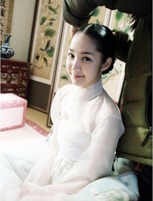Park Min Young Park Min Young Hanbok Beautiful Women