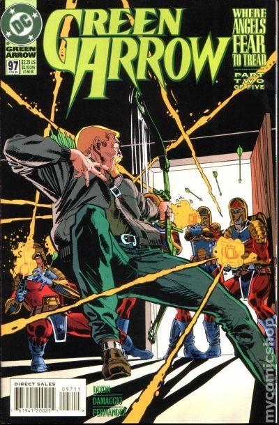 Green Arrow (1987 1st Series) 97