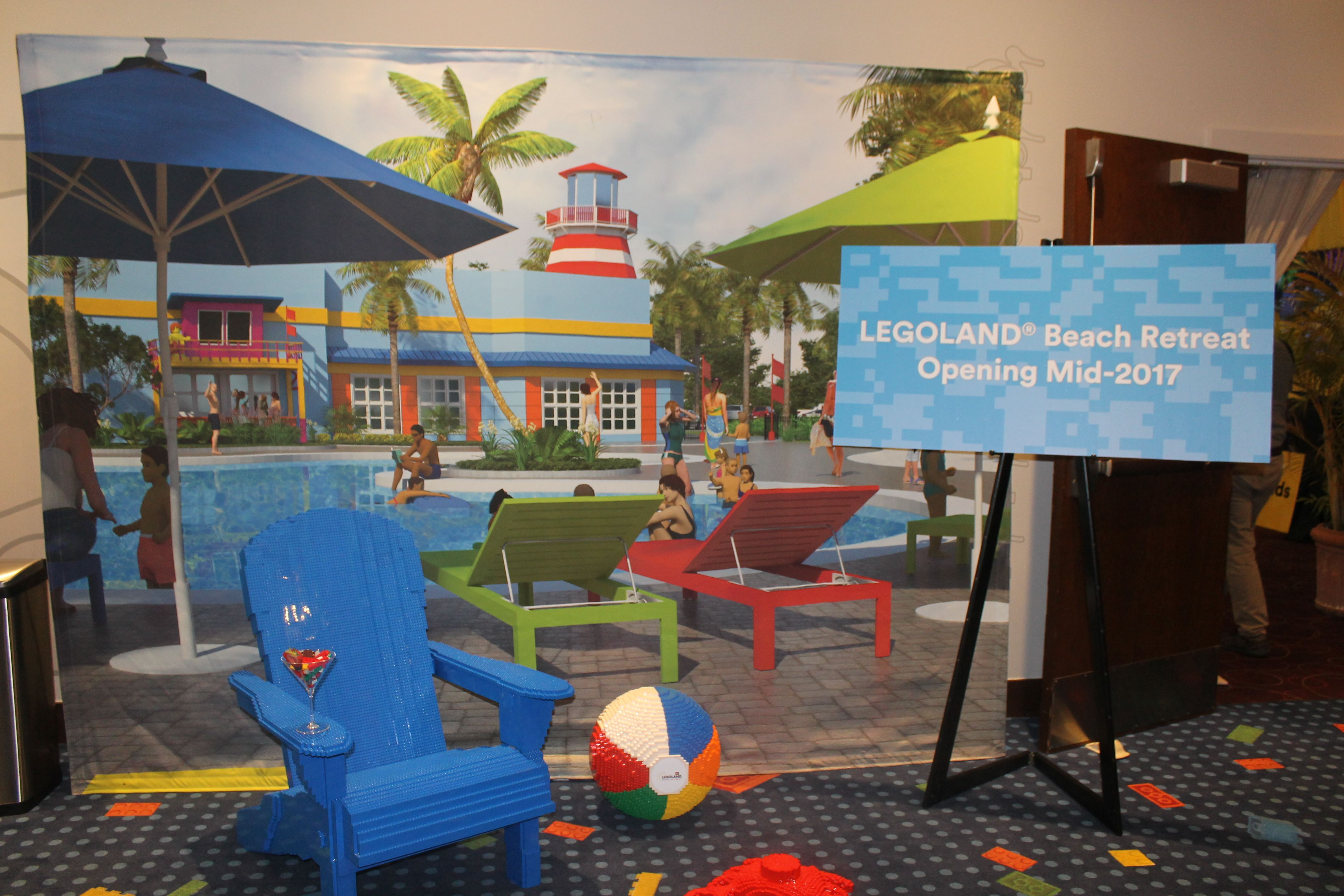 LEGO Beach Resort
