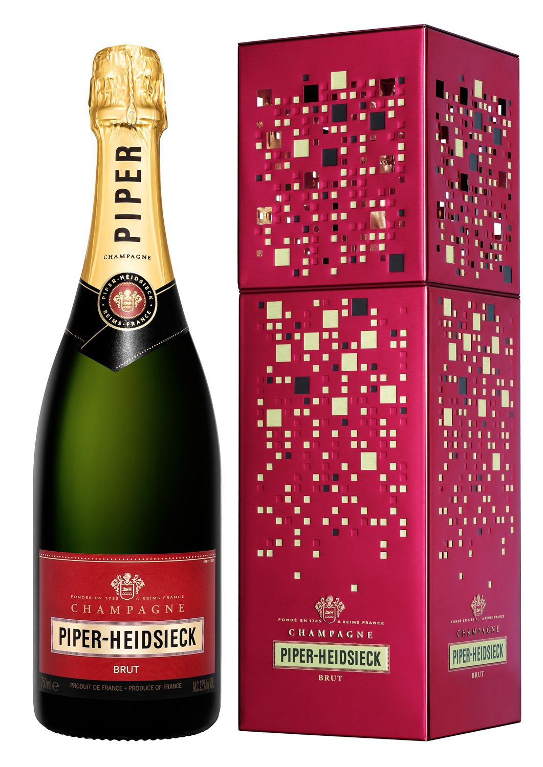 Champagne Piper Heidsieck Fashionista Champagne Bottle Champagne Alcoholic Drinks