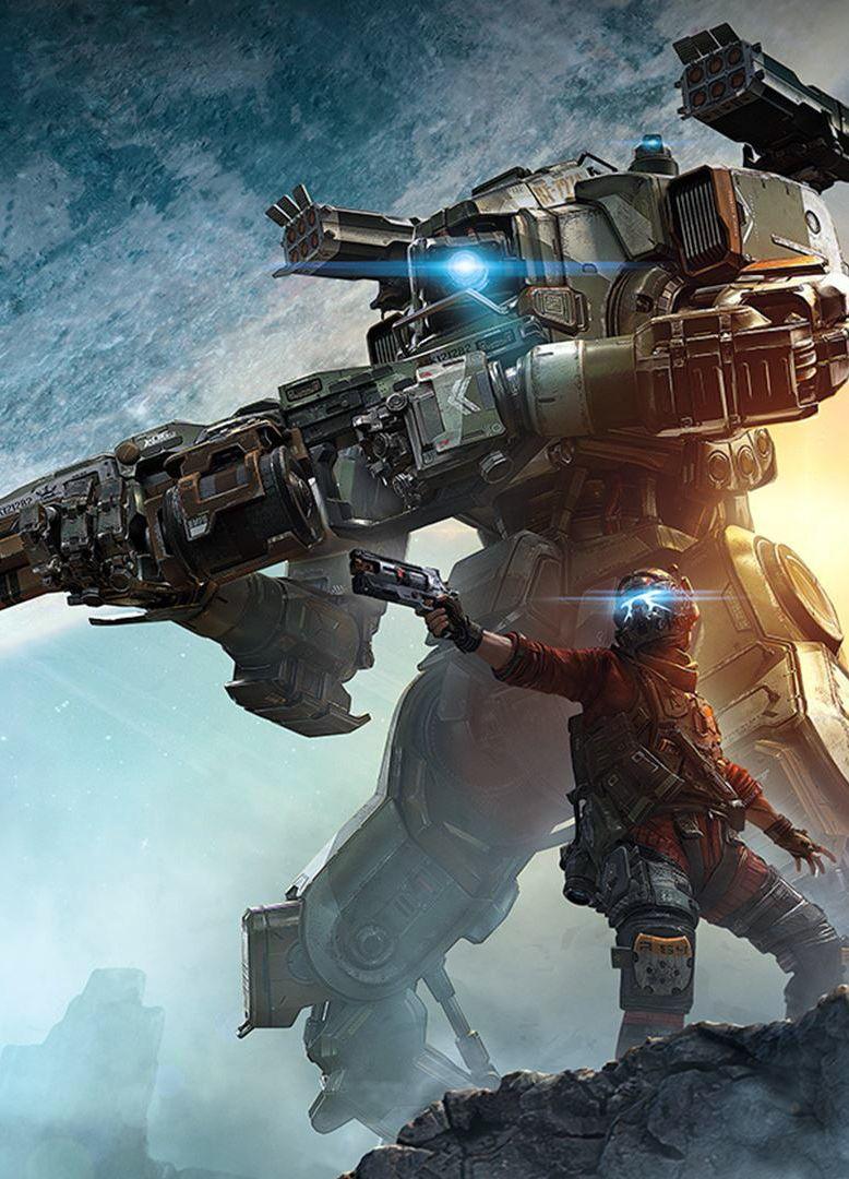 Titanfall 2 Game Titanfall Sci Fi Mecha