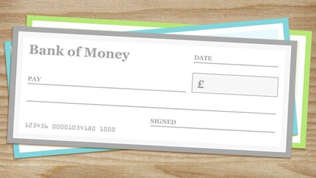 Blank Cheque Templates With Images Blank Check Templates