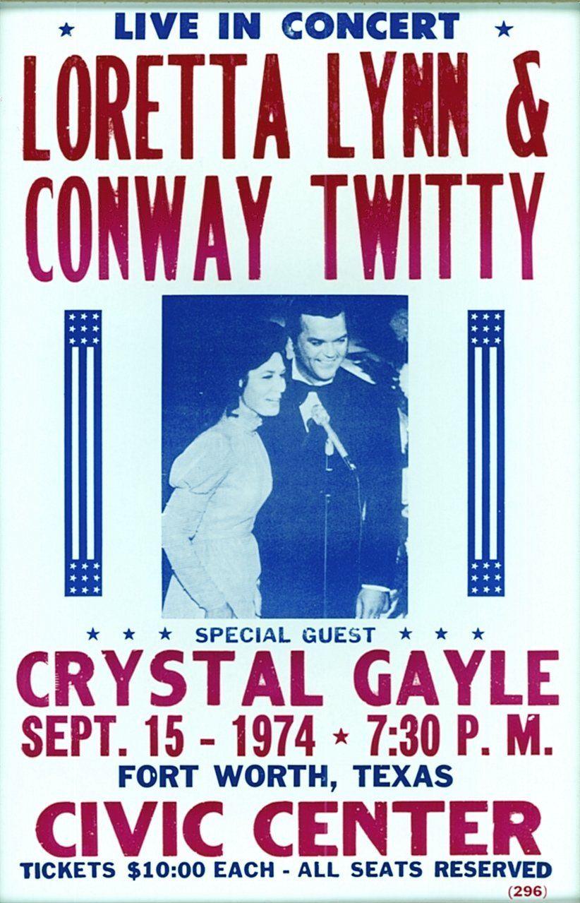 Amazon com: Loretta Lynn and Conway Twitty 14