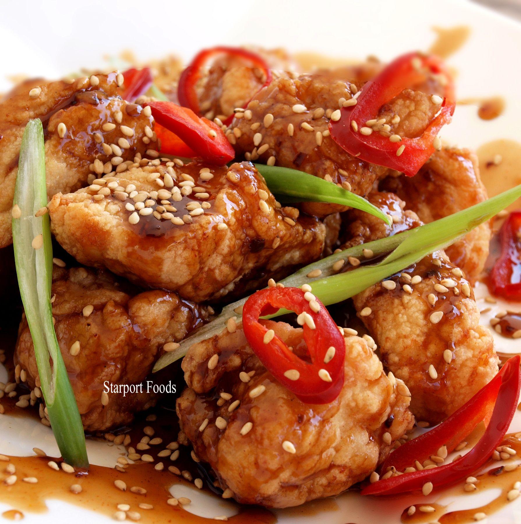 Asian Recipe, Pan Asian And Fusion
