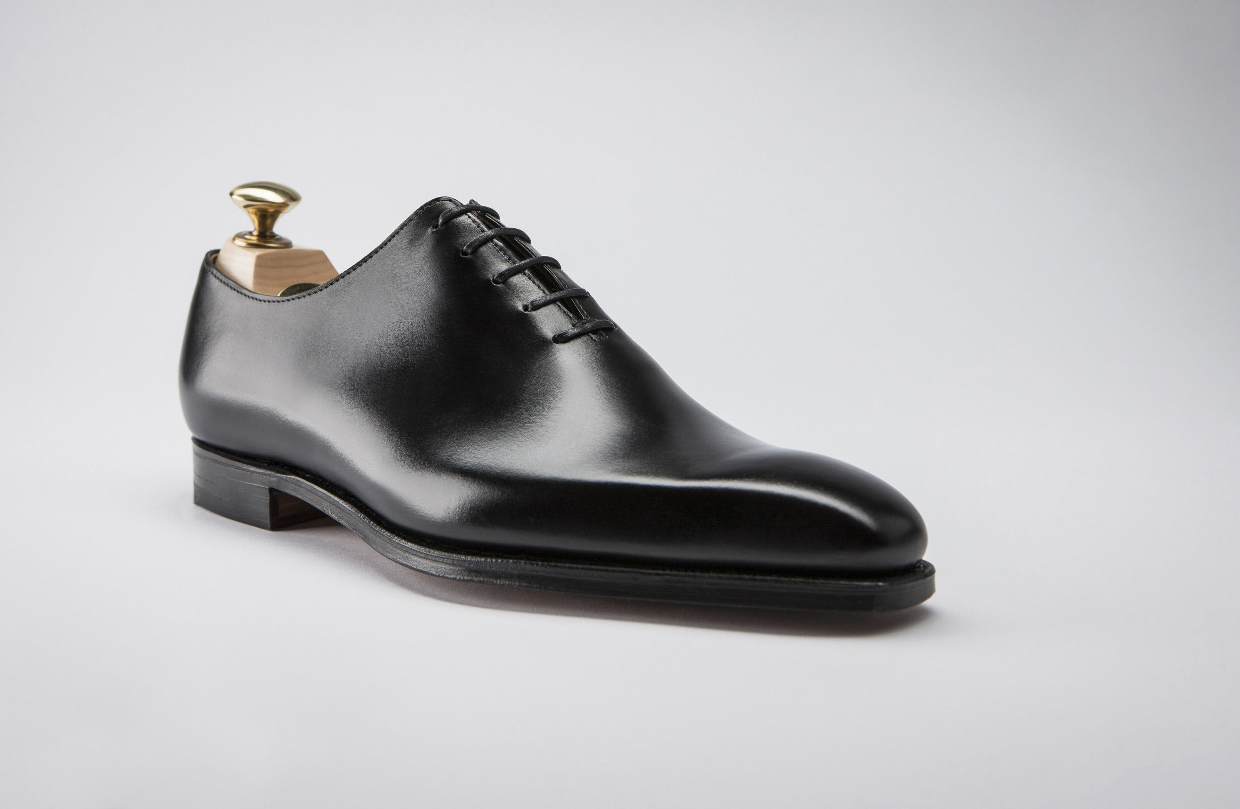 ad65a48ff1c Image result for crockett and jones Wholecut leather Oxford shoes ...
