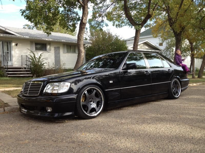 This Might Be The Finest Smoothest W140 I Ve Ever Seen They