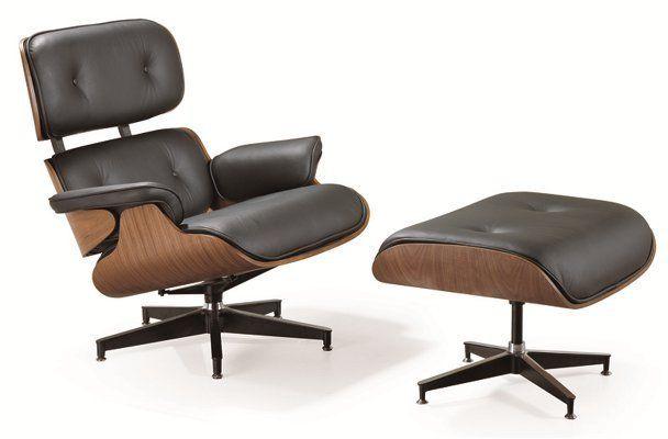 Eames Stoel Lounge.Eames Lounge Chair Design Stoel Eames Design Stoelen