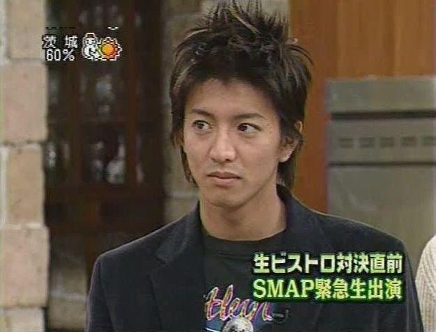 木村拓哉 髪型 画像【2020】