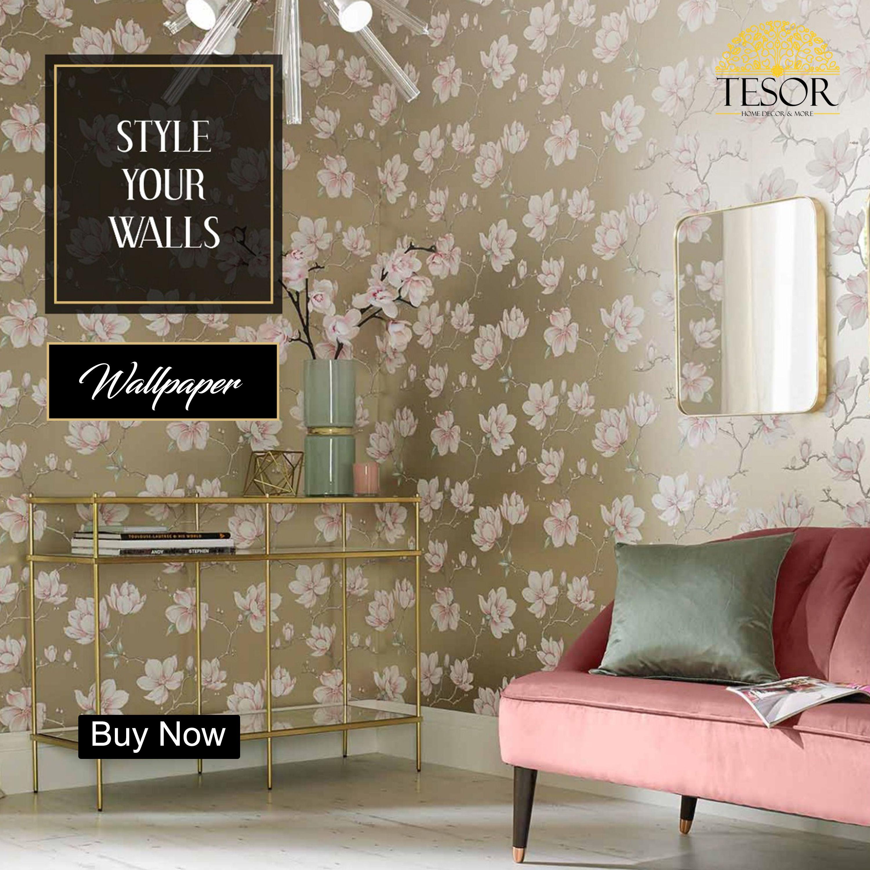 Wallpaper Tesor Home Decor Home Decor Online Home