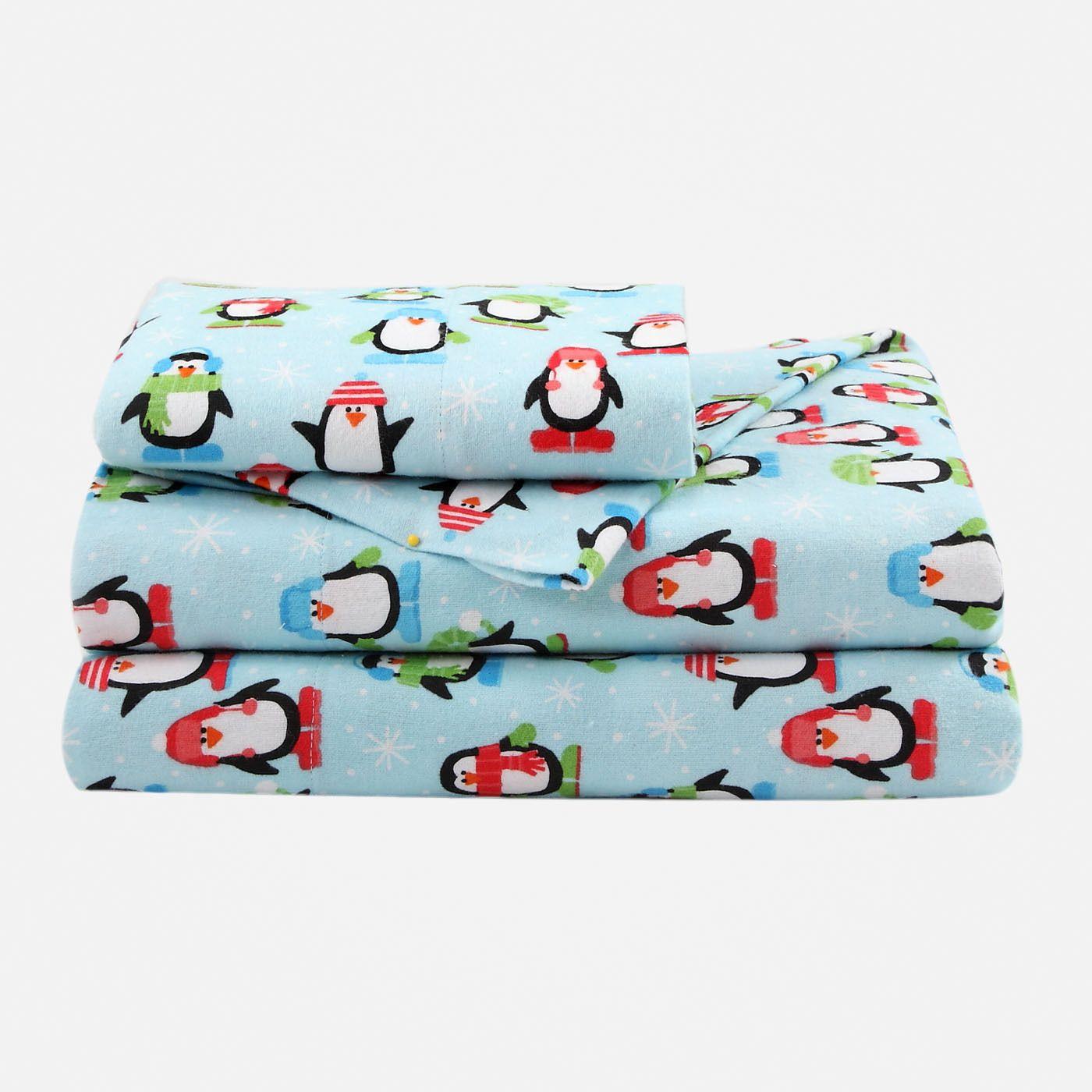 19 99 Shopko Flannel Fleece Studio A Flannel Sheet Set