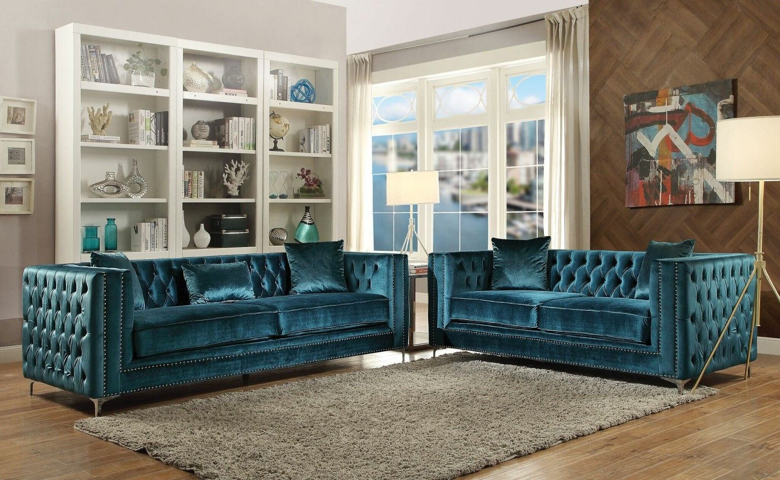 Turquoise Living Room Set In 2020 Living Room Turquoise Living Room Sets Leather Living Room Set