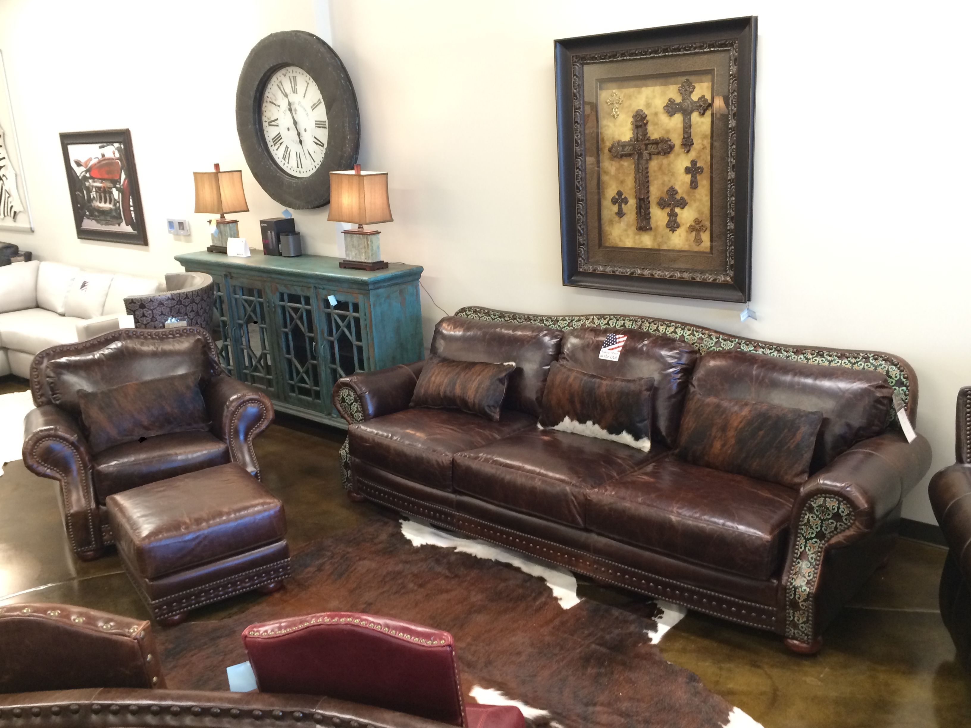 Leather Creations Austin Accessories Sofa And More