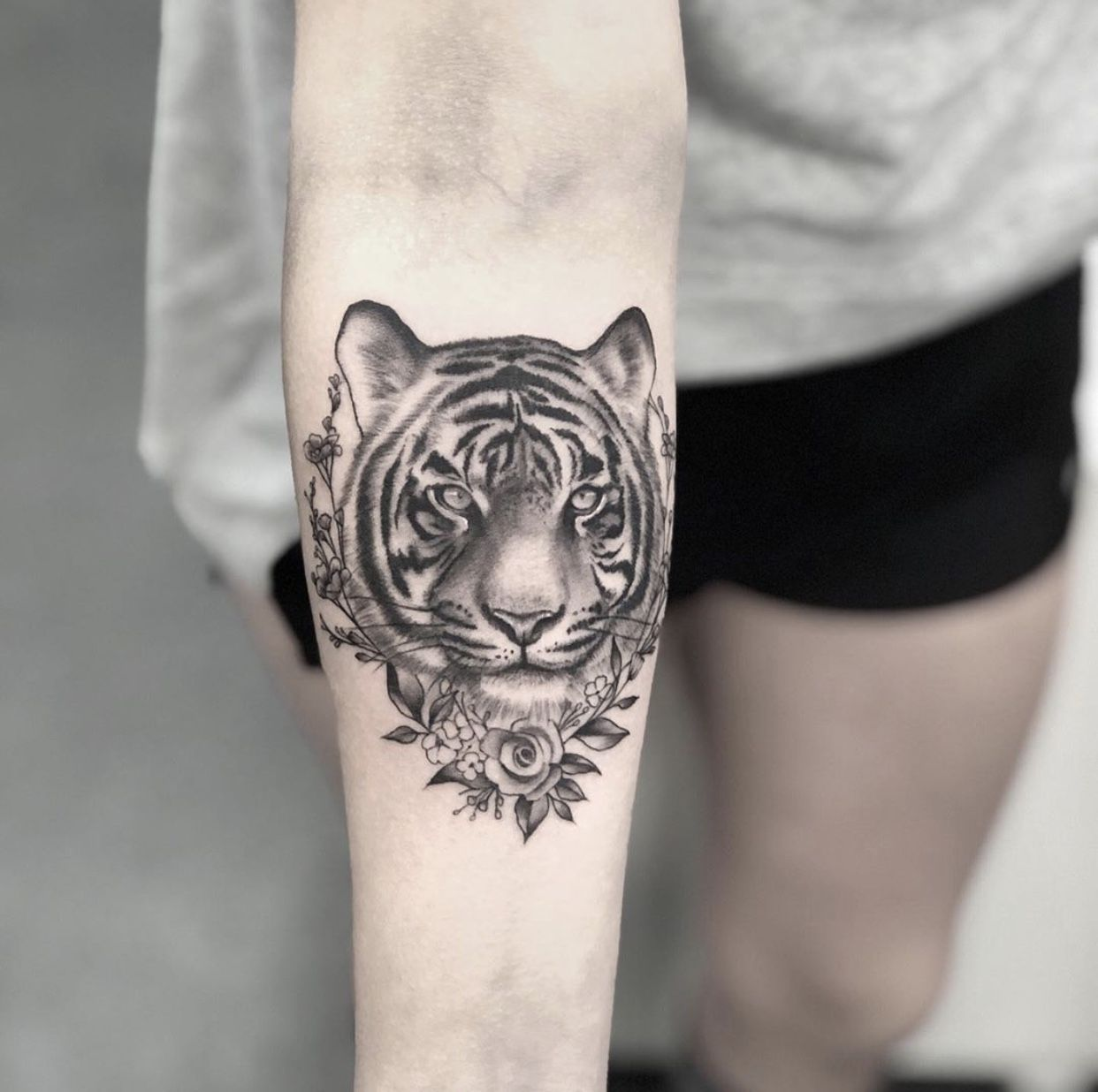 callyjoart Animal tattoo, Tattoos, Artwork